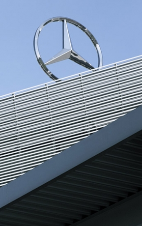 Mercedes Truck Center Antwerpen